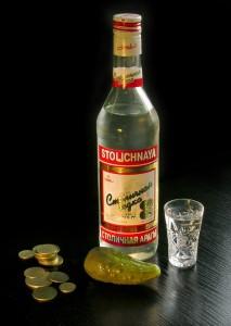 Полезное применение водки