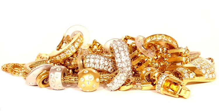 Состав золота 585 пробы (14 карат)